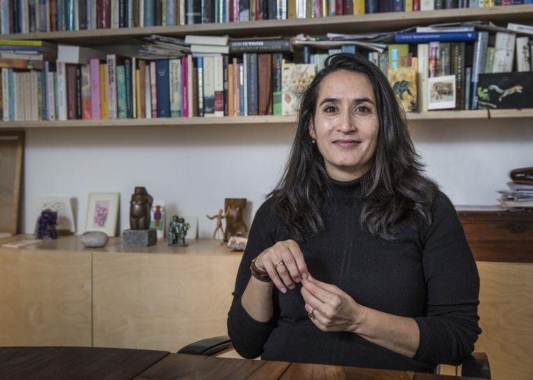 Fransje Thio wil een luisterend oor bieden aan familie van Noor. Haar broer Gijs verdween in 2011 spoorloos na een etentje in Amsterdam. Beeld Dingena Mol