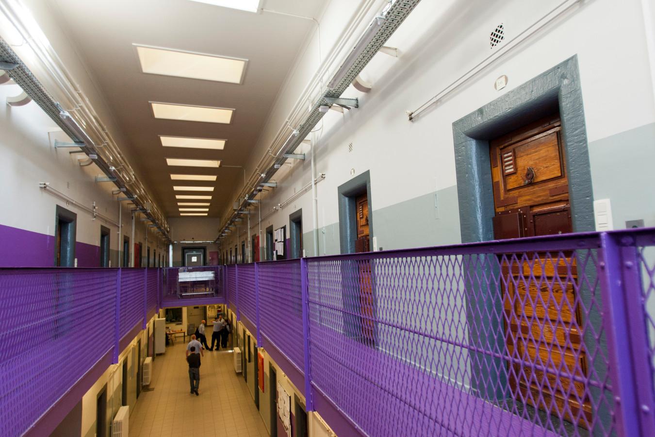 De jeugdgevangenis in Tongeren waar de jonge inbreker is opgesloten.
