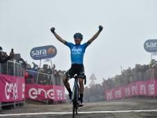 Fortunato remporte la 14e étape du Giro, Evenepoel perd encore du temps