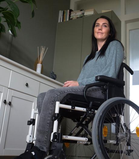 Actie voor aangepaste auto van alleenstaande moeder: Mara wil weer naar buiten