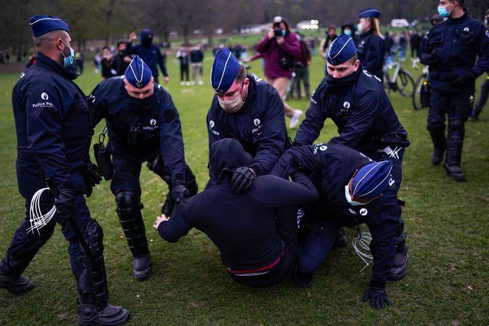 Les arrestations ont fait monter la tension