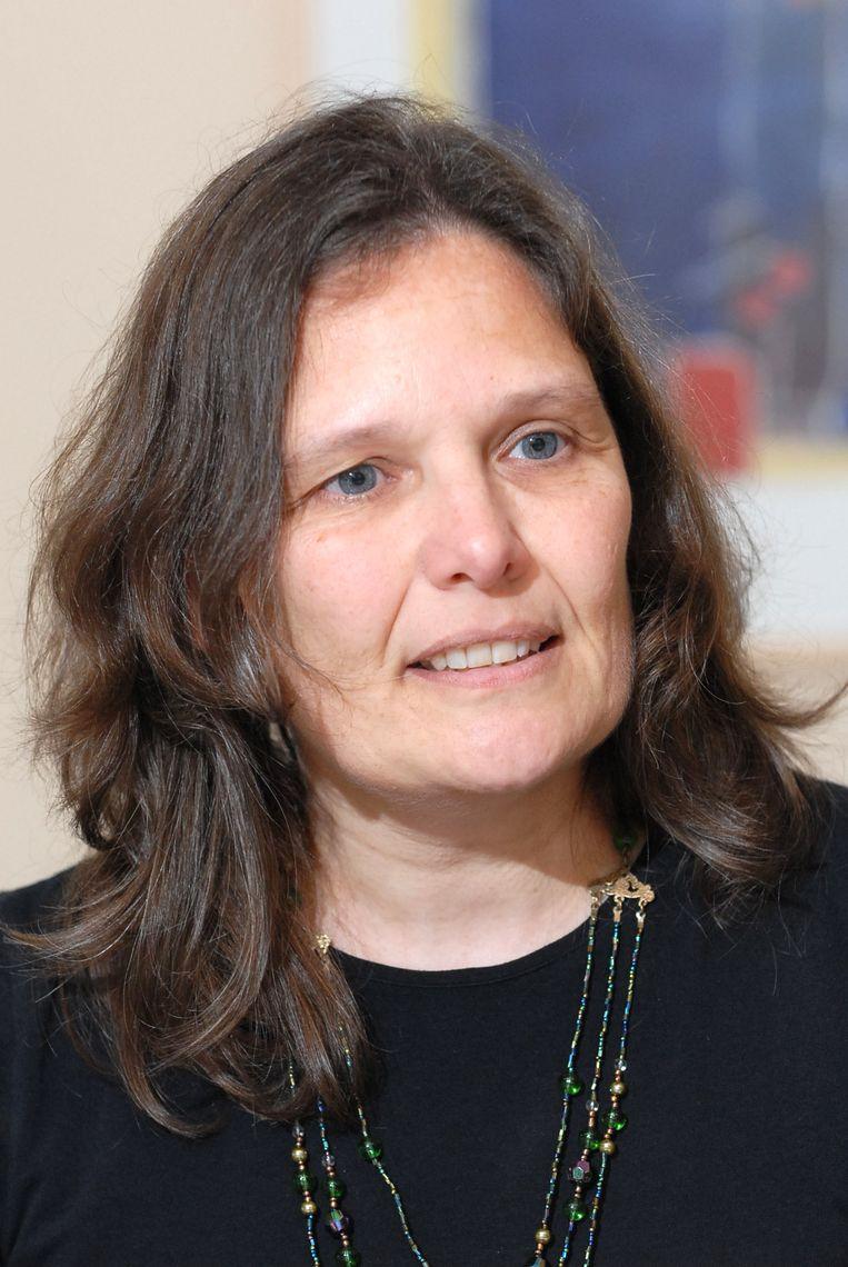 Dokter Anne Kongs.