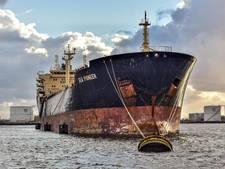 Amsterdam ziet geen rol als schip aan de ketting ligt