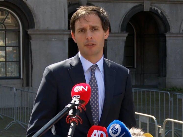 Hoekstra: CDA kan in oppositie, maar ook in kabinet