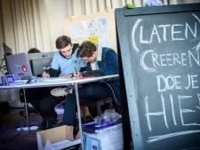 Docenten in drie dagen op jacht naar vernieuwend onderwijsplan in Eindhoven