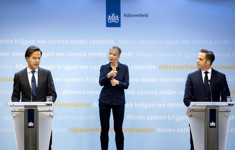 Live: Terug naar school en kapper weer open: de versoepelingen van het kabinet op een rij - Volkskrant