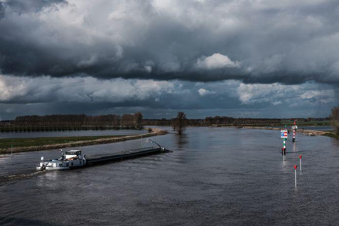 De IJssel krijgt in de toekomst meer ruimte, nu de minister groen licht heeft gegeven voor de plannen met het Klimaatrivierpark tussen Giesbeek en Westervoort.
