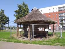 Stad Gent trekt 22.000 euro uit om gehavend paviljoen op Blaisantvest op te knappen