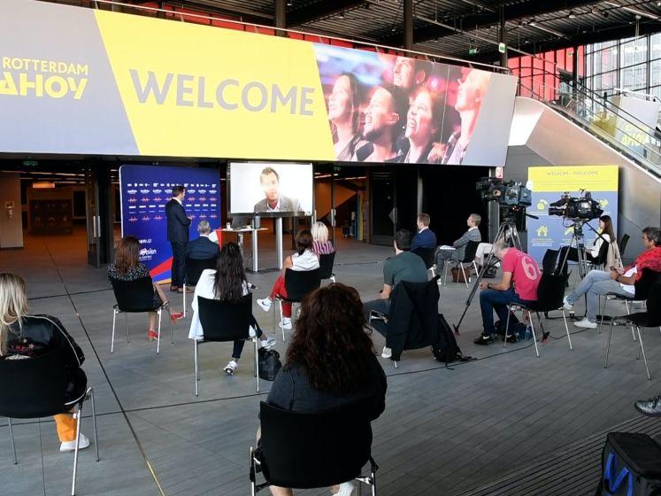 Rotterdam bespreekt Songfestival-scenario's