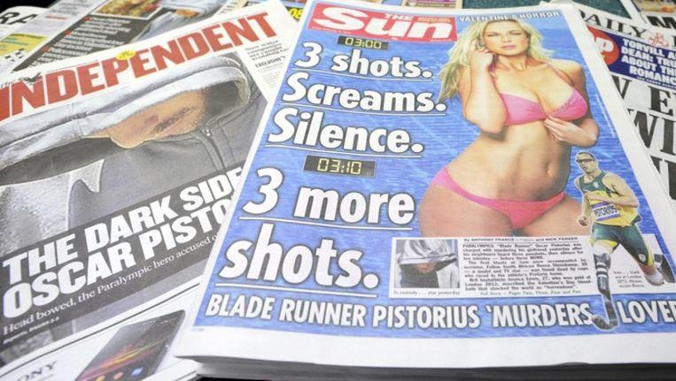 Britse kranten Beeld anp