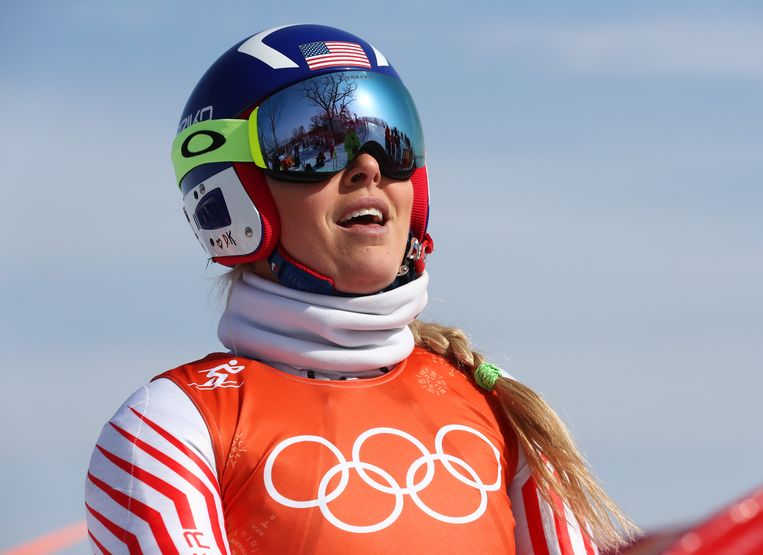 Lindsey Vonn Beeld Getty Images