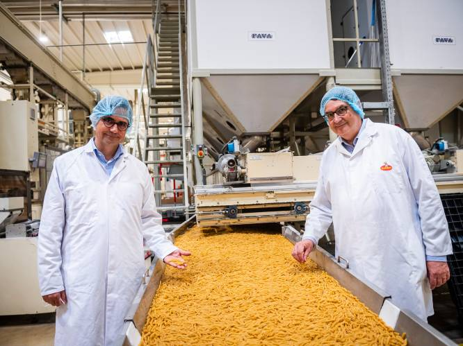 """100 jaar Soubry, het bedrijf dat de Belg meer dan spaghetti leerde eten: """"De Italianen maken onze pasta na. Een groter compliment vind je toch niet?"""""""
