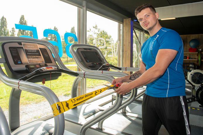 Fitness 365 van Sjors Sassies gaat weer open zonder beperkende maatregelen