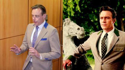 Haalt De Wever zijn kledinginspiratie uit 'The Sound of Music'?