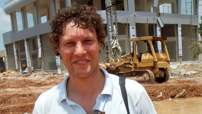 Jeroen Oerlemans kwam afgelopen zondag in Sirte om het leven