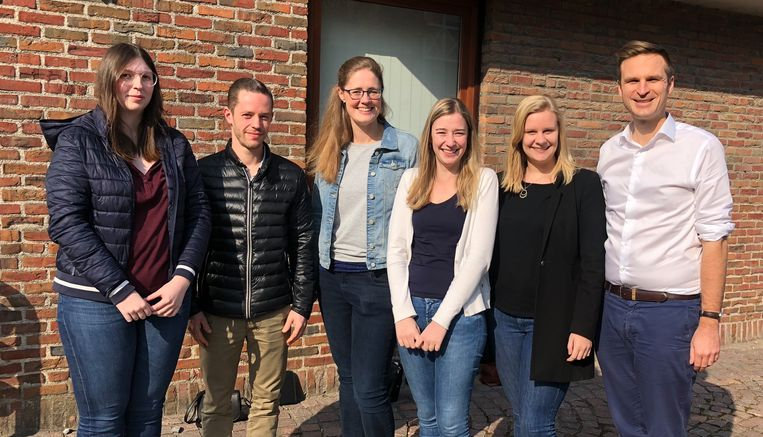 De jongerenafdelingen van CD&V in Ichtegem, Gistel en Oudenburg gaan nauw samenwerken.