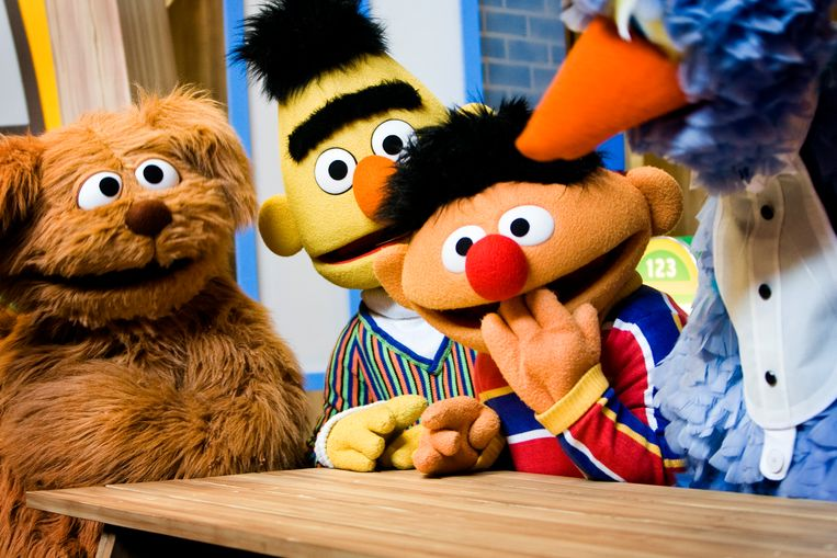 Sesamstraat viert zondag zijn 50e verjaardag. Op 10 november 1969 debuteerden onder anderen Bert en Ernie, Koekiemonster en Pino op de Amerikaanse televisie in Sesame Street.