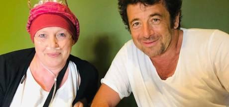 La rencontre entre Patrick Bruel et une policière belge en fin de vie