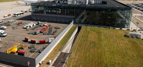 Icelandair Cargo débarque à l'aéroport de Liège