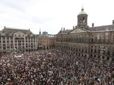 Massademonstratie wekt woede: 'Dit is klap in gezicht'