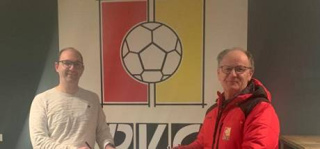 Van de Braak ook aankomend seizoen hoofdtrainer bij DVG