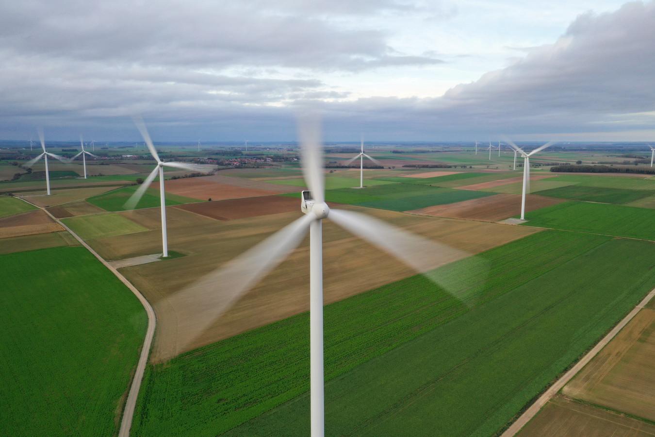 Meer dan eens zijn windturbines voer voor felle discussies. Foto ter illustratie