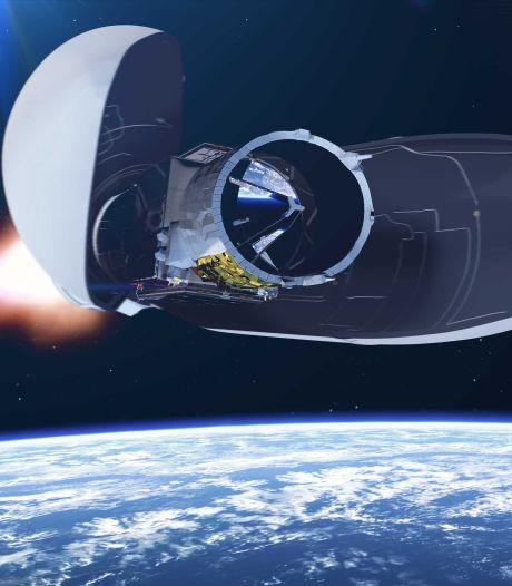 Levenswerk van Alphenaar Ad Stoffelen gaat vanavond de lucht in: hij werkte 16 jaar aan een satelliet