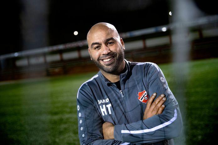 Saïd Yahia is ook volgend seizoen trainer bij Rood Wit'62