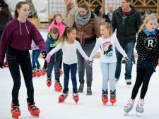 IJzers uit het vet! Er komt nog één laatste keer een ijsbaan in Papendrecht: 'We gaan eruit met een knal'