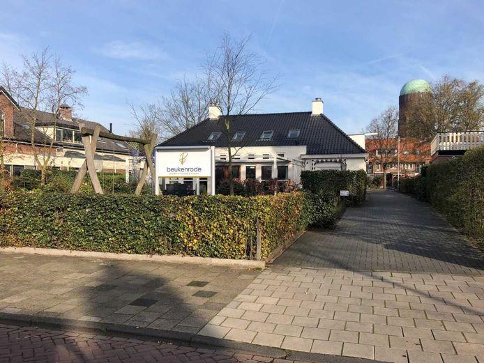 Hospice Beukenrode aan de Dijkweg in Naaldwijk