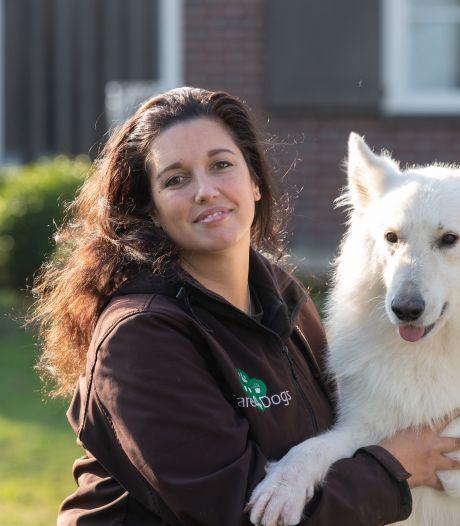 Care4dogs in IJsselmuiden moet training van honden en begeleiding van zorgcliënten in voortuin staken