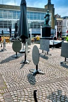 Gemeente Dordrecht: Wij werken graag in stapjes mee aan grotere terrassen