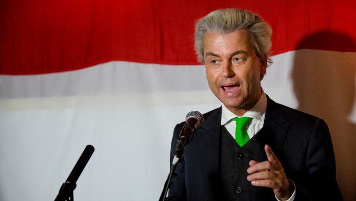 Geert Wilders in 2014.