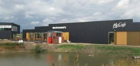 McDonald's Den Hoorn kan na opening direct weer dicht
