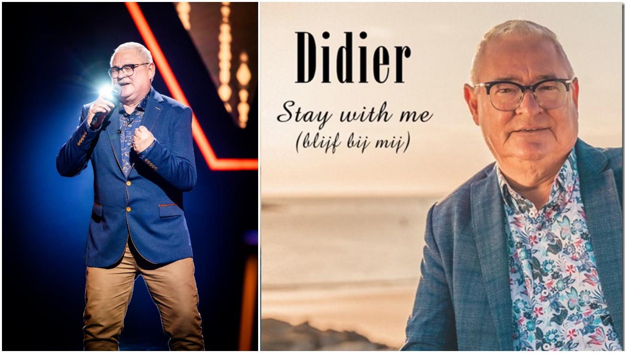 Didier Waelkens lanceert een eerste single.