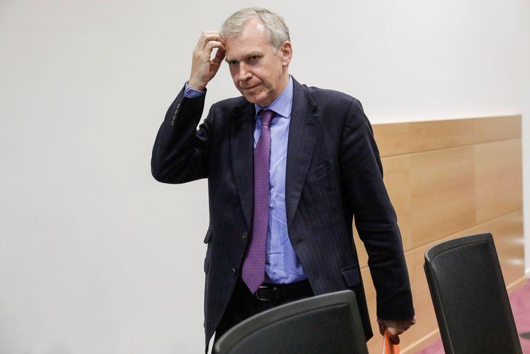Yves Leterme haalde in 2007 800.000 voorkeursstemmen. Maar sinds de breuk van het kartel met N-VA in 2008 tuimelen de christendemocraten de dieperik in.  Beeld BELGA