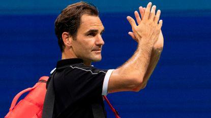 Wéér geen titanenclash met Nadal op US Open: Dimitrov mept Federer naar huis