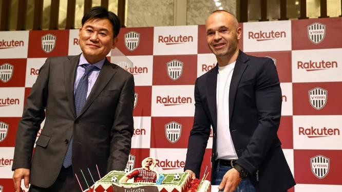 """Rakuten-CEO, bijzonder invloedrijk persoon in Japan, wil liever geen Spelen in Tokio: """"Een zelfmoordmissie"""""""