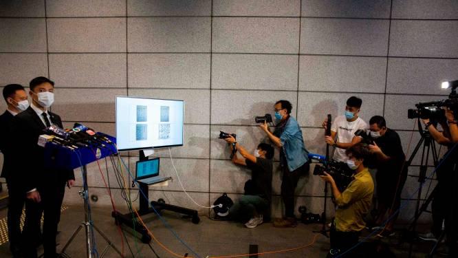 Gestolen rol met handschrift Mao van 'meer dan 250 miljoen euro' komt gescheurd terug