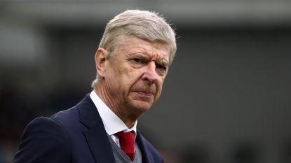 """Camps: """"De laatste jaren was er nog weinig monumentaals aan Wenger. Eerder rectale slof in de dug-out"""""""