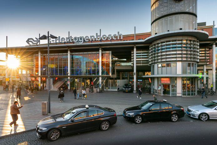 Station Den Bosch ziet er over tien jaar compleet anders uit.