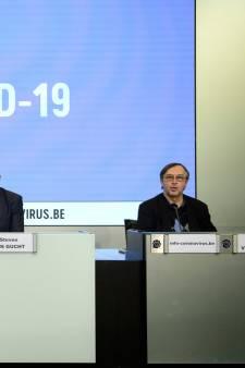 """Yves Van Laethem: """"La Belgique pourrait repasser au vert avant la fin du mois"""""""