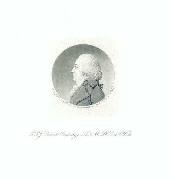 Pieter Quint Ondaatje (1758-1818).