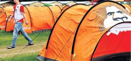 Oranjecamping stopt ermee na eerste ronde WK