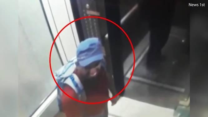 Zelfmoordterroristen Sri Lanka te zien op bewakingsbeelden