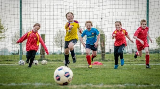 250 euro voor jaartje voetbal en het wordt nog duurder
