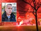 Urker opgepakt voor bedreiging burgemeester rond vuurwerkrellen