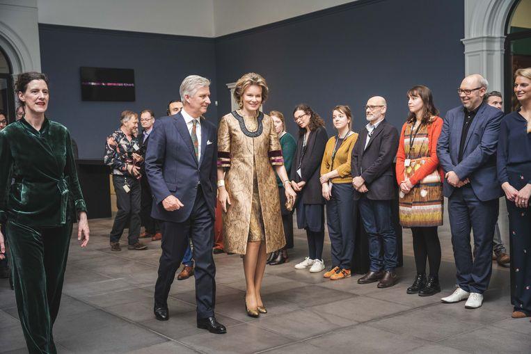 Het koninklijk bezoek aan het MSK, daar wil alle personeel bij zijn.