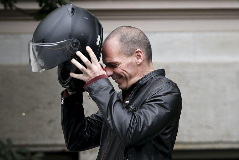 Yanis Varoufakis. Beeld REUTERS