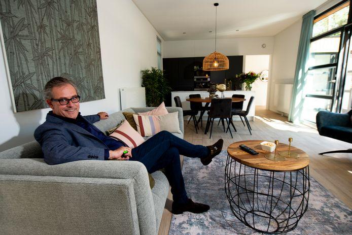 Afgestemd op mensen met een beperking en vrij van 'prikkels', maar toch gezellig en comfortabel. Droomparken-directeur Andries Bruil is tevreden over wat hij op Droompark-Beekbergen heeft neergezet.